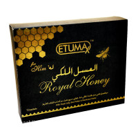 Royal Honey Plus 12 пакетиков
