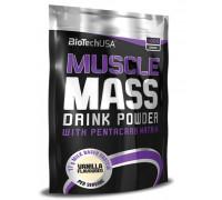 Muscle Mass 1000 гр - 2,2lb (BioTech)