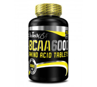 BCAA 6000 100 табл (BioTech)