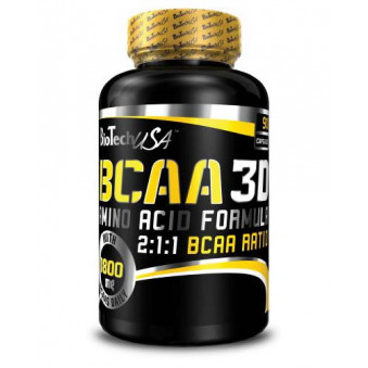 BCAA 3D 90 капс