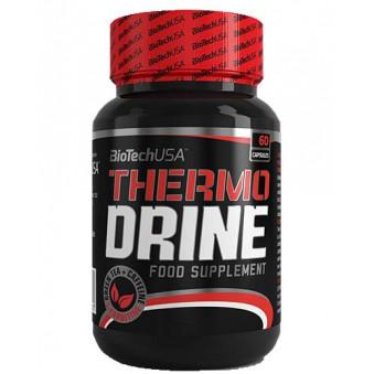 Thermo Drine 60 капс (BioTech) Жиросжигатель