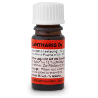 Возбуждающие капли cantharis d6