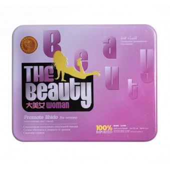 The Beauty Women капли возбуждающие